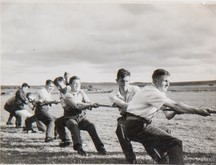 ATC Tug-o'-war, 1942