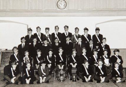 Newport Boys' Brigade 1965