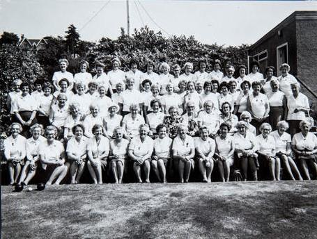 25th Anniversary, Wormit Ladies Bowling Club