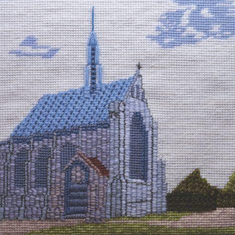 Panel V - The Leng Memorial Chapel