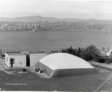 Waterstone Sports Dome 1975 | D C Thomson