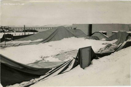 Dome Snow Damage 1980 | D C Thomson