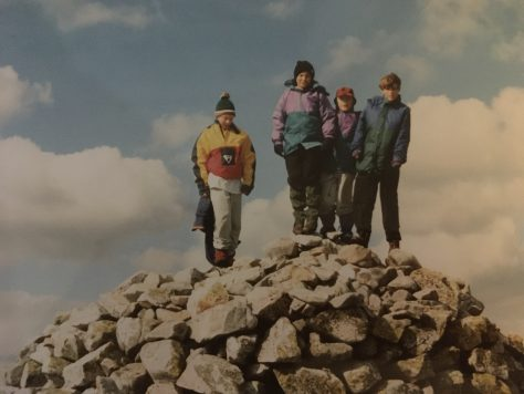 34th Fife (Newport on Tay) Scout Camp Loch Loch, 1994