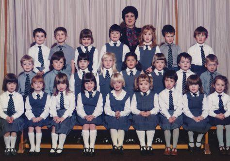Newport School P1, 1988
