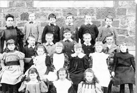Wormit School 1898