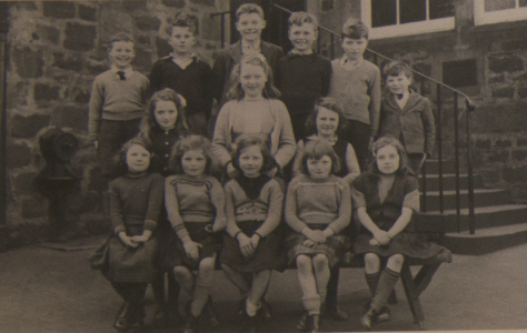 Forgan School 1950s