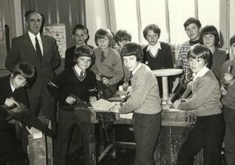 Newport School 1974