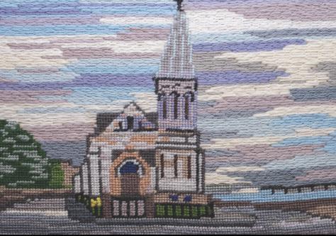 Panel O - Trinity Church