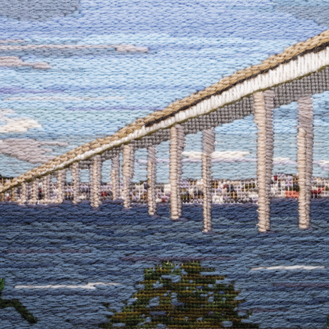 Panel C - Tay Road Bridge