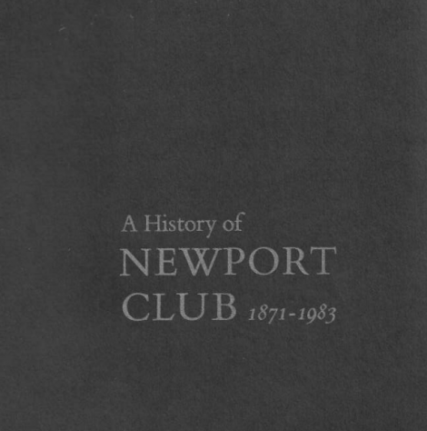 History of the Newport Club
