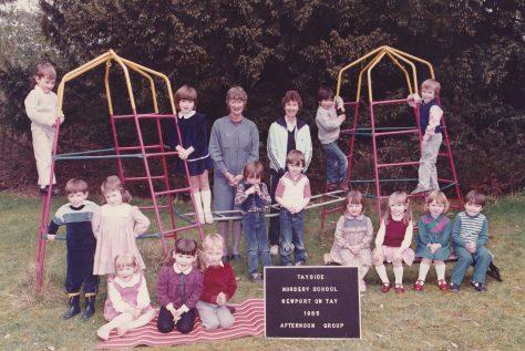 Tayside Nursery, 1985