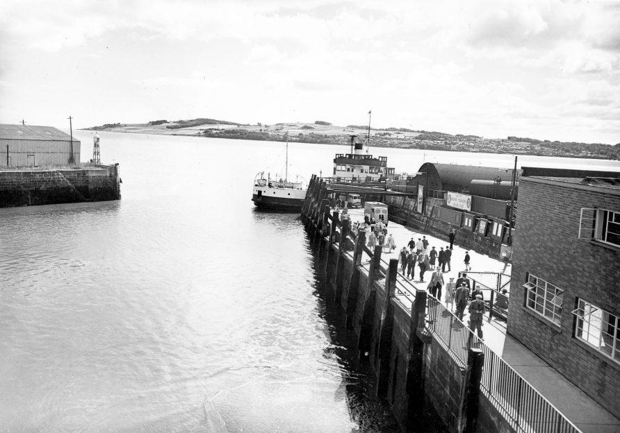 Abercraig at Craig Pier Dundee