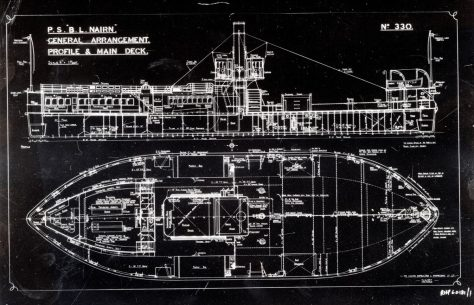 Plans for B L Nairn