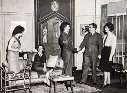 Blythe Players 1960s
