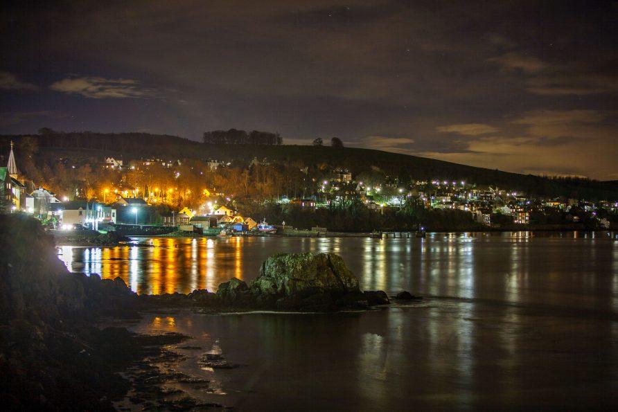 Newport at Dusk - Craig Doogan Photography