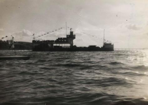 Scotscraig Last Sailing