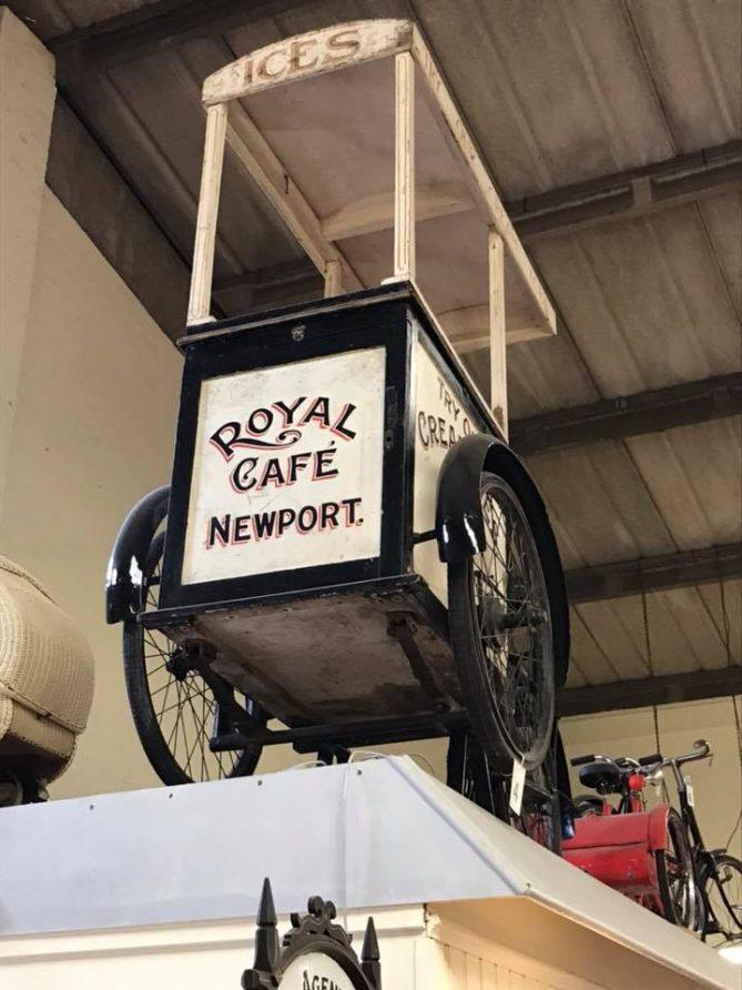 Royal Cafe Newport