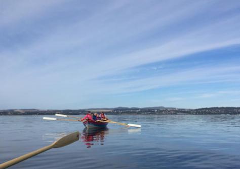 Wormit Boating Club 2: Rowing Again