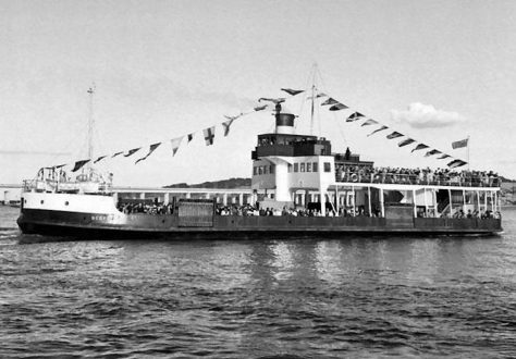 Last Ferry Sailing