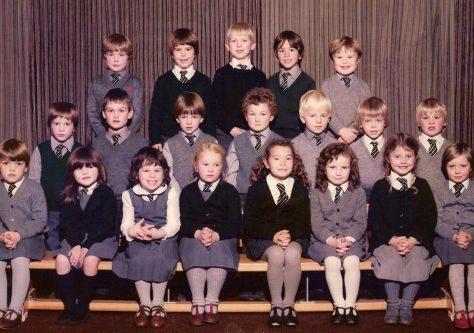 Newport School  P1 1985