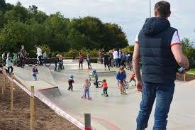 Waterstone Crook Skatepark