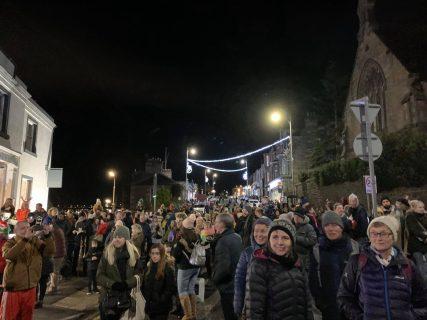 Winter Festival Night