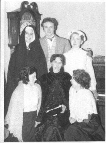Wormit Drama Society 1950s