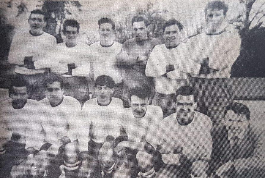 Wormit Football Team 1964