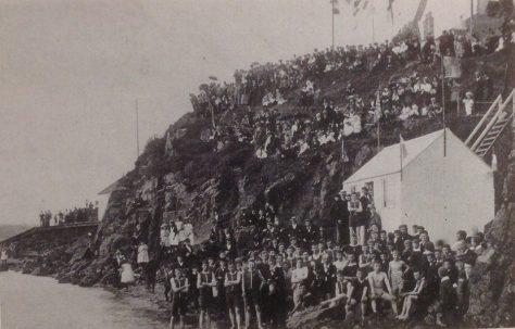 Swimming Gala Day 1900