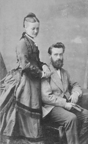 Andrew and Euphemia Keay