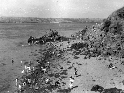 Newport Beach 1940s