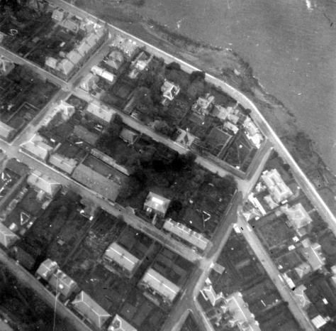 Aerial Photograph East Newport