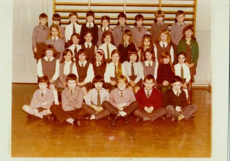 Newport School c. 1974