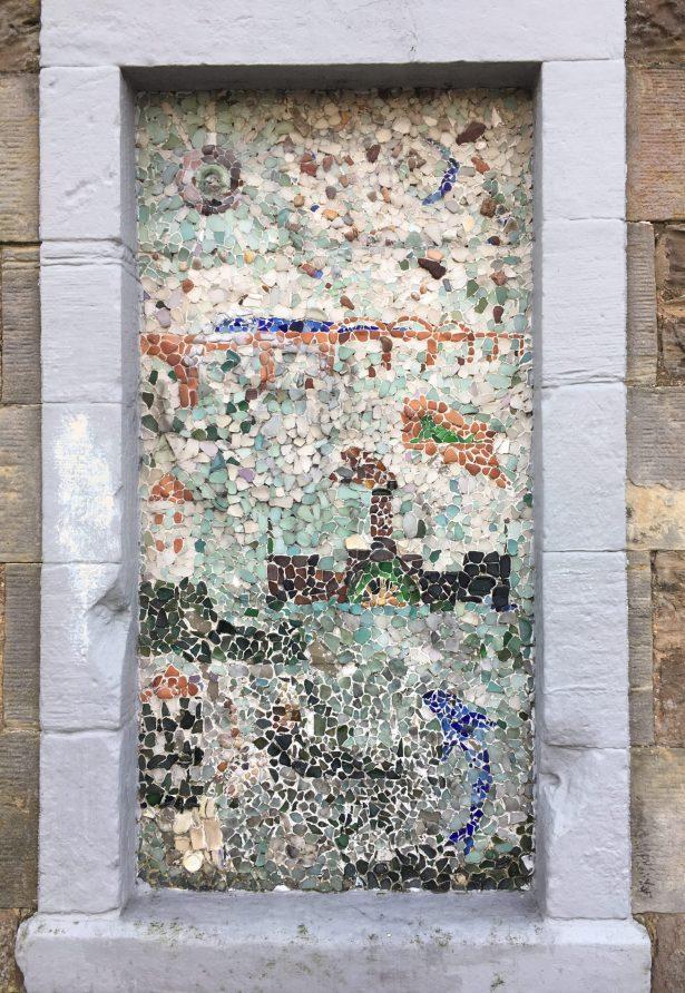James Street Window Mural | Boo Paterson