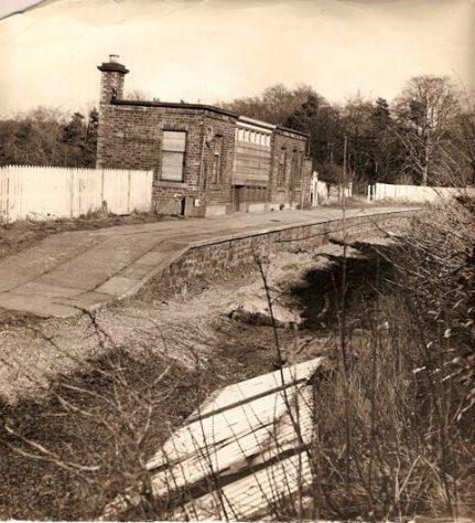 A Derelict West Newport Station