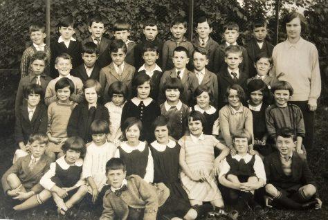 Wormit School 1930 - 1931
