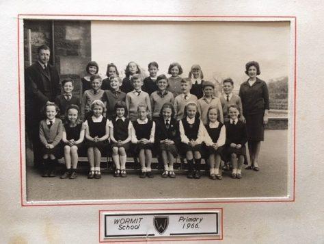 Wormit School 1966