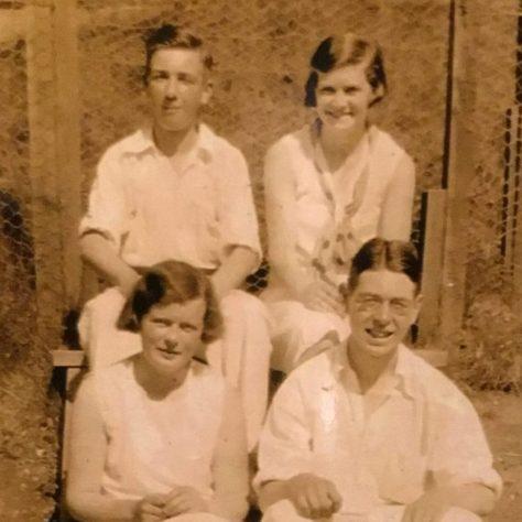 Newport Tennis Club 1930s