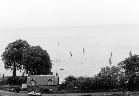 Wormit Boating Club 1989