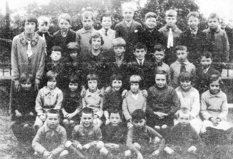 Wormit Primary School 1927