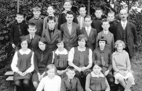 Wormit School 1929