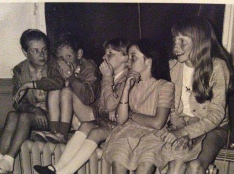 Blyth Hall Audience 1960s