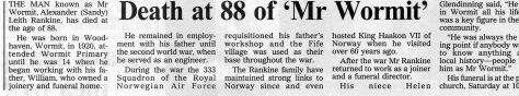 Death of Sandy Rankine News Article 2008
