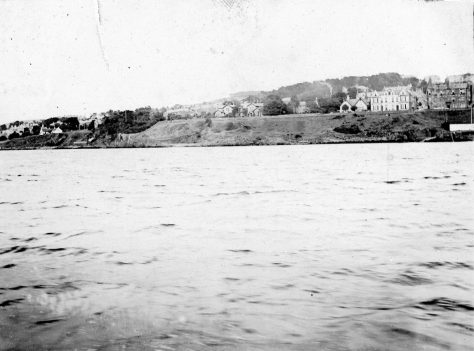East Newport from River