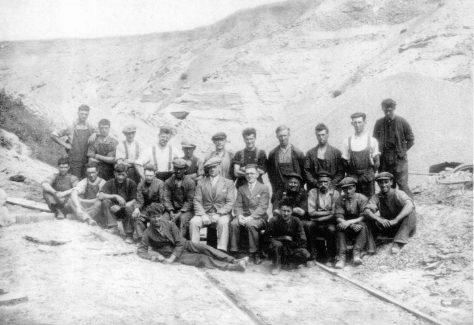 Scottish Sand and Gravel Company, Newton Quarry, Wormit