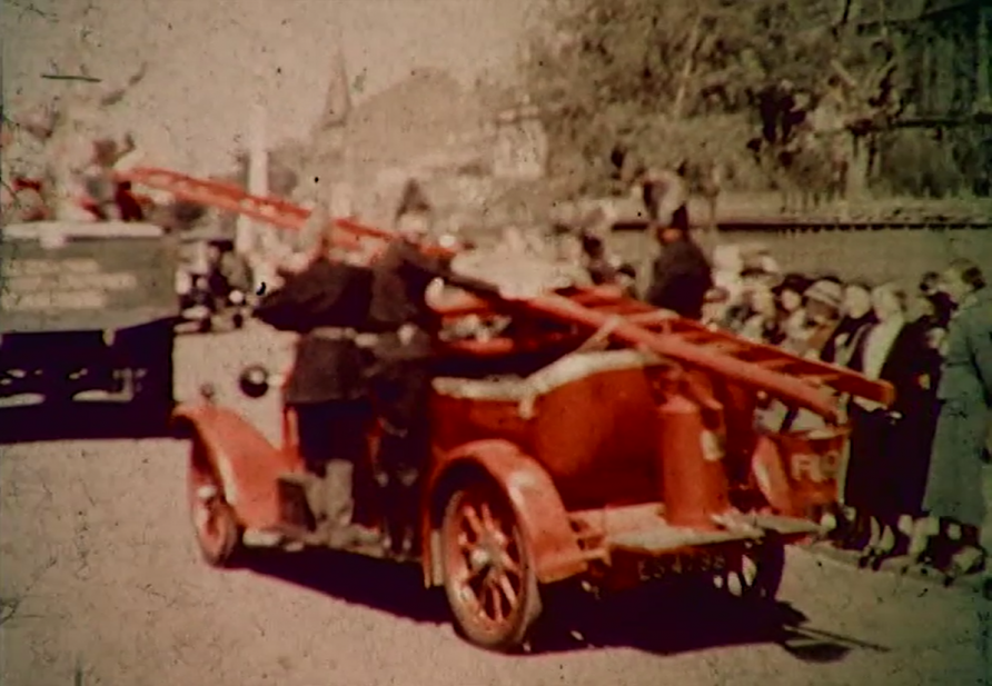 Royal Celebrations: Film of Events in Village in 1935 and 1937
