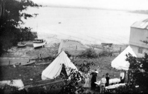 Regatta at Woodhaven 1930s