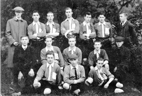 Wormit Football Club 1908-1909
