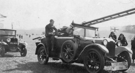'Newport Fire Brigade'