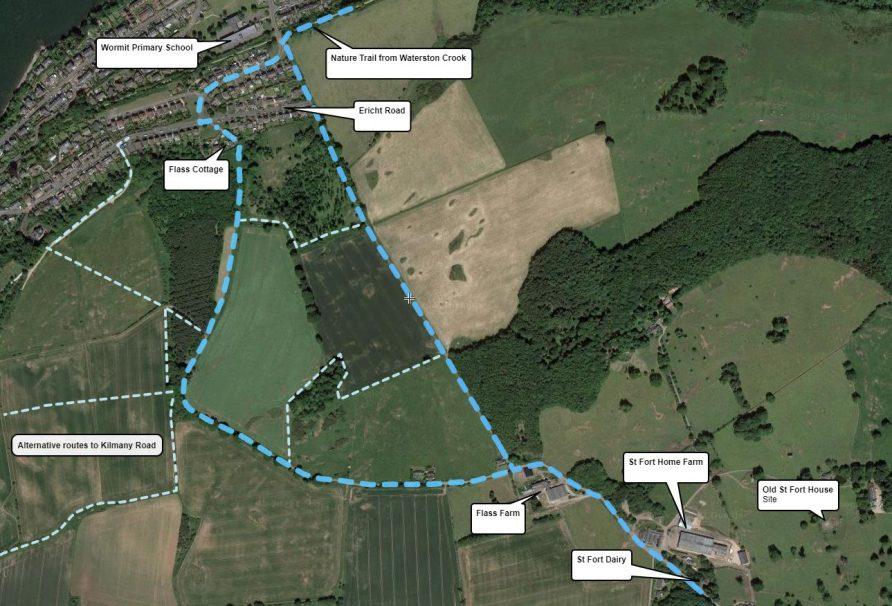 St Fort circular walk | Andy Gillies